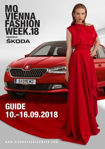 MQ VIENNA FASHION WEEK.18 presented by ŠKODA