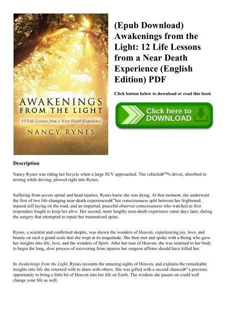 Epub download awakening the