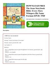 Downloads free epub bibles