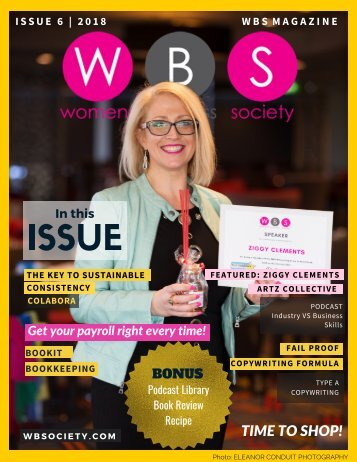 WBS Magazine - Issue 6