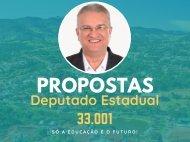 Dep Milton Lopes 33001