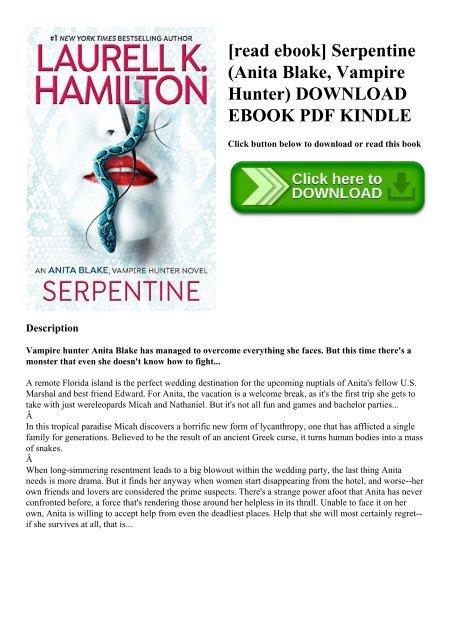 read ebook] Serpentine (Anita Blake Vampire Hunter) DOWNLOAD EBOOK