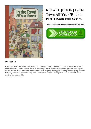 R.E.A.D. [BOOK] In the Town All Year 'Round PDF Ebook Full Series