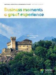 Ticino Meeting Guide