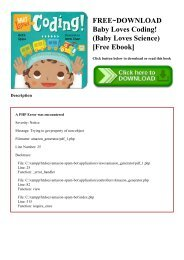 Ebook free love download baby