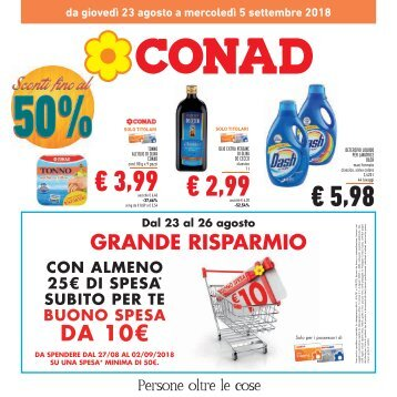 Conad Sorso 2018-08-23