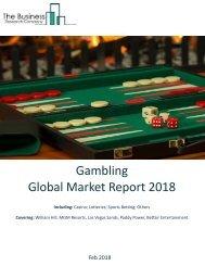 Gambling Global Market Report 2018