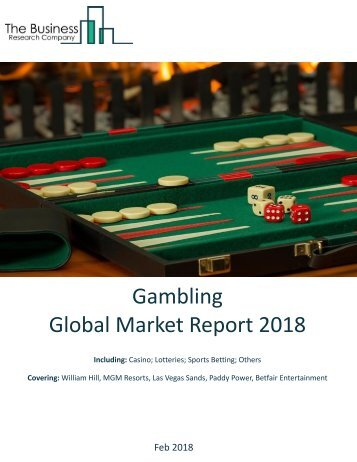Gambling Global Market Report 2018