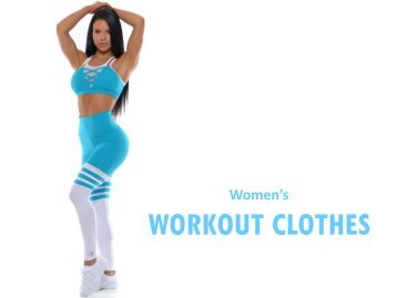 Workout Clothes design at Bombshell Sportswear