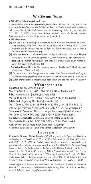 kölner künstler theater - Akademie för uns kölsche Sproch