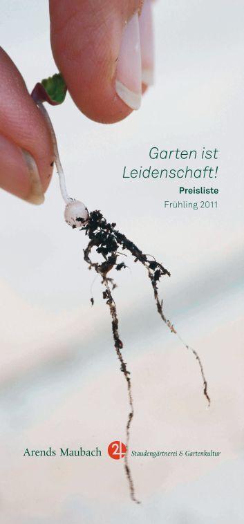 Garten ist Leidenschaft! - Arends Maubach