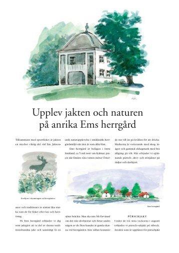 PDF om jakten på EM - EMS Herrgård