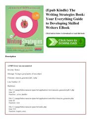 (Epub Kindle) The Writing Strategies Book Your Everything Guide to Developing Skilled Writers EBook