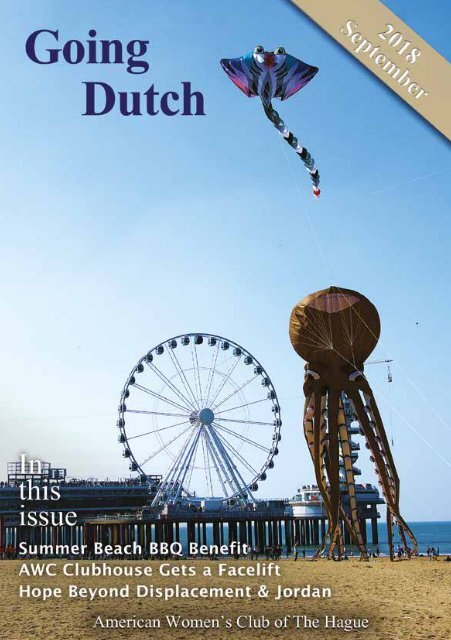 AWC Going Dutch Sept 2018