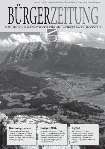 Sportiv - GEMEINDE - Bad Mitterndorf