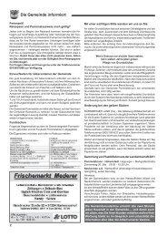 Ausgabe 04/2011 - Gemeinde Pommelsbrunn
