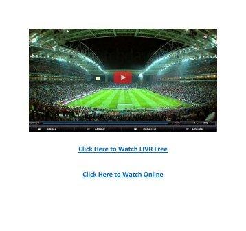 ((LIVE@TV)) Manchester United vs Tottenham LaLiga 2018 Live Stream Free 27/08/2018