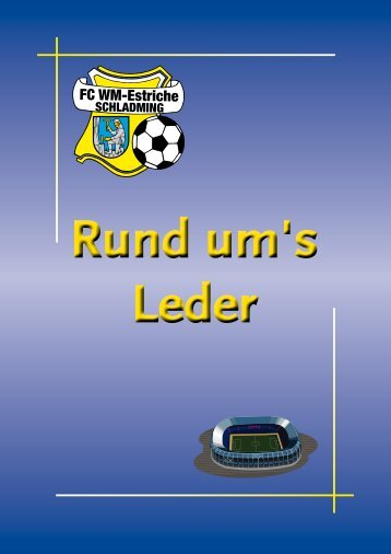 Meister 2009 - FC Schladming