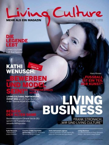 LIvING BUSINESS - Living Culture