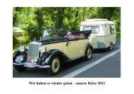 Wir haben es wieder getan – unsere Reise 2011 - 170v.de