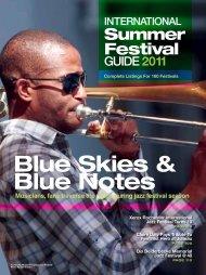Blue Skies & Blue Notes - Nordic Jazz
