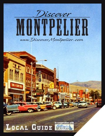 Montpelier Local Guide