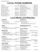 Montpelier Local Guide - Page 4