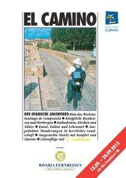 Der Jakobsweg - Reise Treff Ludwig