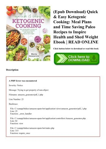 Pdf download quick easy ketogenic cooking meal plans and time epub download quick easy ketogenic cooking meal plans and time saving paleo recipes forumfinder Images