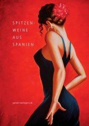 SPITZEN· WEINE AUS SPANIEN - bei der GUTZEIT-Weingeist GmbH