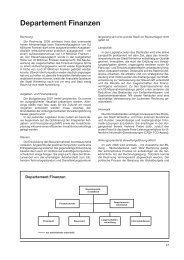 Informatikdienste (IDW) - Departement Finanzen - Winterthur