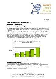 Zahlen des Fairen Handels 2007-PK 08-11-04 mit Logo