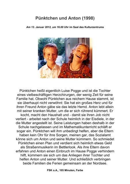 Pünktchen und Anton (1998)