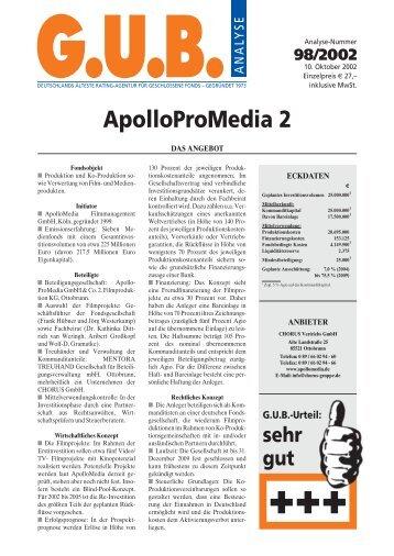 ApolloProMedia 2