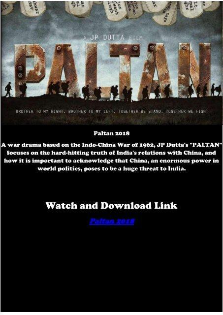china movie download in hindi 2018