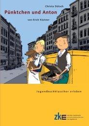 Puenktchen udn Anton von Erich Kästner - Verlag ZKM