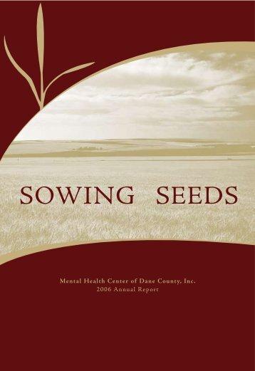 SOWING SEEDS - Journey Mental Health Center