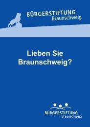 unserer Arbeit men - bei der Bürgerstiftung Braunschweig