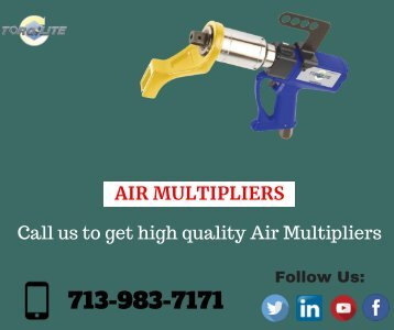 Best Quality Air Multipliers