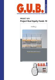 Project Real Equity Fonds 10