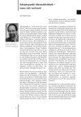 Schwerpunkt: Menschlichkeit - Karlshöhe Ludwigsburg - Page 5