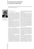 Schwerpunkt: Menschlichkeit - Karlshöhe Ludwigsburg - Page 6