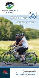 E-Biking Touren im Albtal