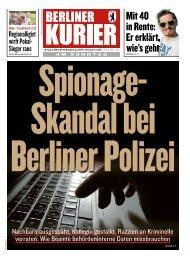 Berliner Kurier 19.08.2018