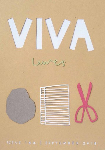 Viva Lewes Issue #144 September 2018