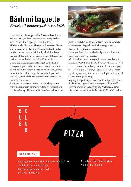 Viva Lewes Issue #144 September 2018