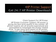 HP Printer Support 1-800-316-0525 HP Printer Support Tollfree Number