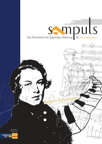 Robert Schumann - Mozarteum