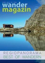Best of Wandern – Wandermagazin 200