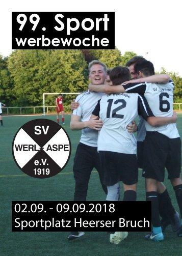 99. Sportwerbewoche 2018